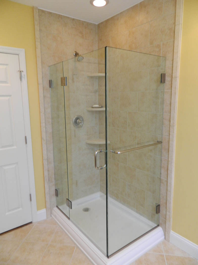 Shower Replacements Alone Eagle Remodeling