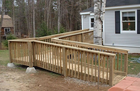 Wheelchair Ramp Builder In Harrisburg And Hershey PA