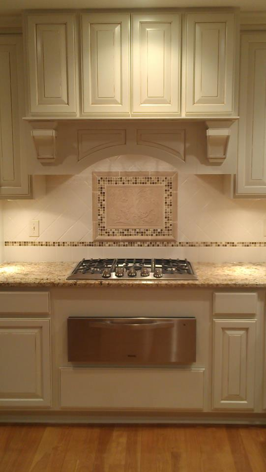 Harrisburg PA Tile Contractor - Harrisburg PA Ceramic Tile Backsplashes