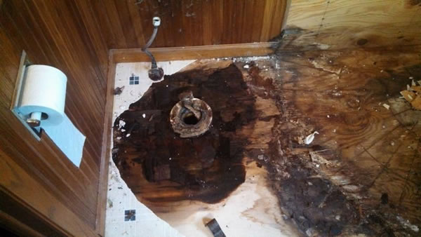 My Bathroom Floor Is Leaking : Leaking toilet repair and bathroom remodeling in harrisburg pa