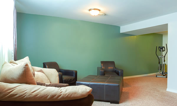 Basement remodeling contractor harrisburg pa for Interior painting harrisburg pa