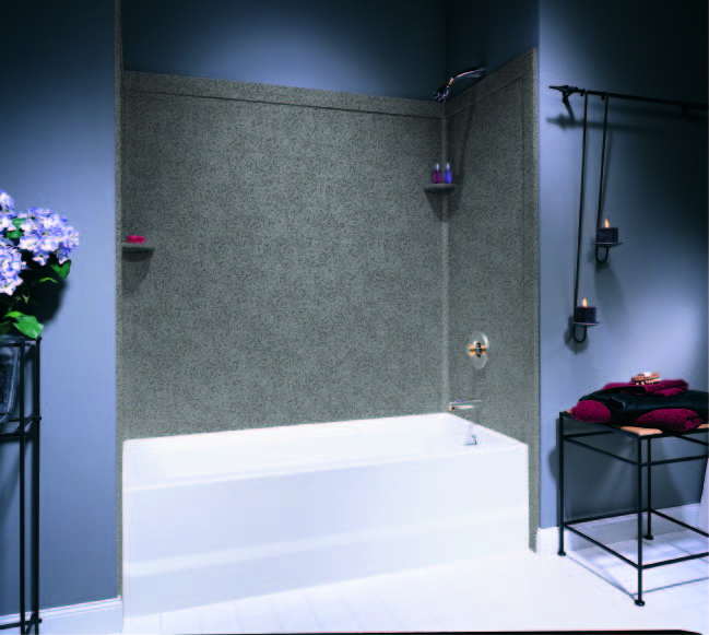 Swanstone Bathtub Surround - Tubethevote