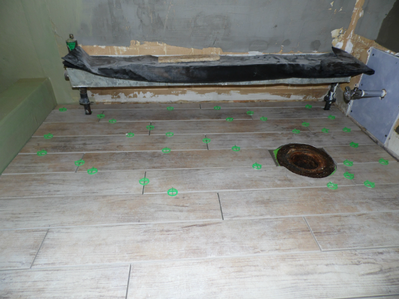 Harrisburg PA Tile Floor