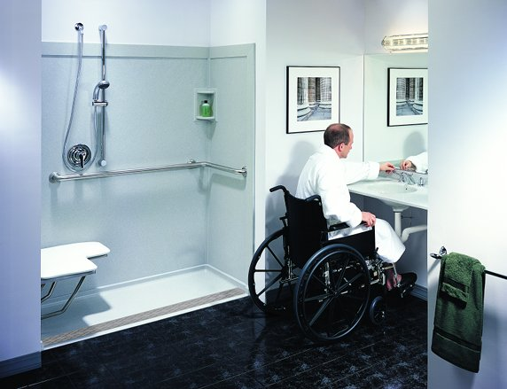 Handicap Bathroom Contractor