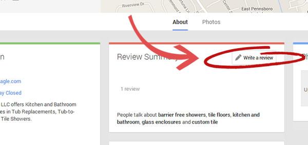 Google Reviews Alone eagle Remodeling