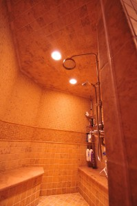 tile shower installations in hershey pa