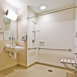handicap safe bathrooms in liverpool pa