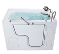 Wheelchair transfer walk in bathtubs for handicap bathroom remodeling in Harrisburg, Pa