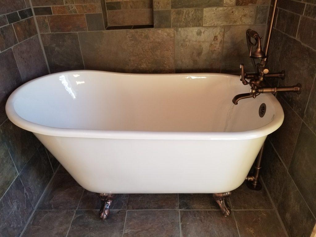 installing a bathtub in Gettysburg, Pennsylvania